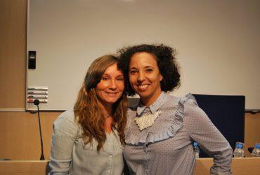 Laura Tufari y Lillia Baali