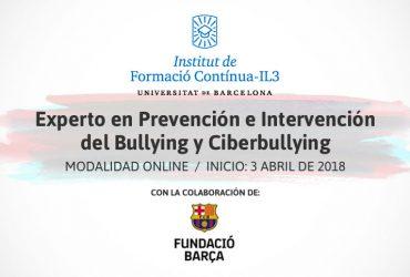 Bullying IL3-UB Fundació Barça