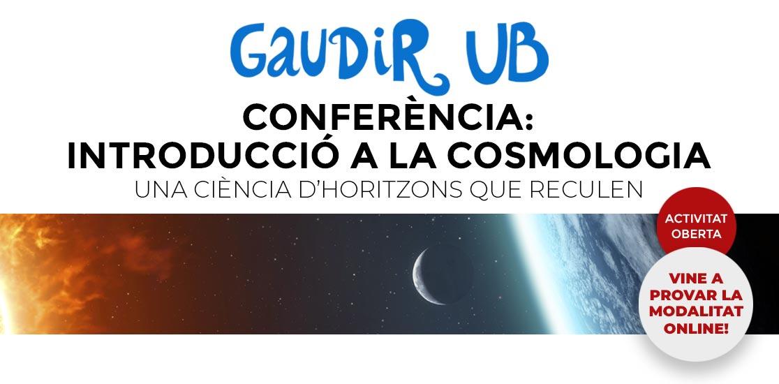 Introducció a la cosmologia