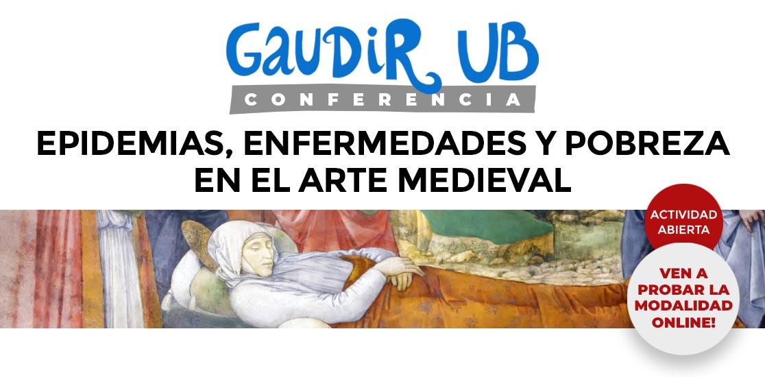 Gaudir UB: epidemias, enfermedades y pobreza en el arte mediaval