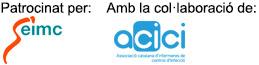 Logotipo infecciones catalan