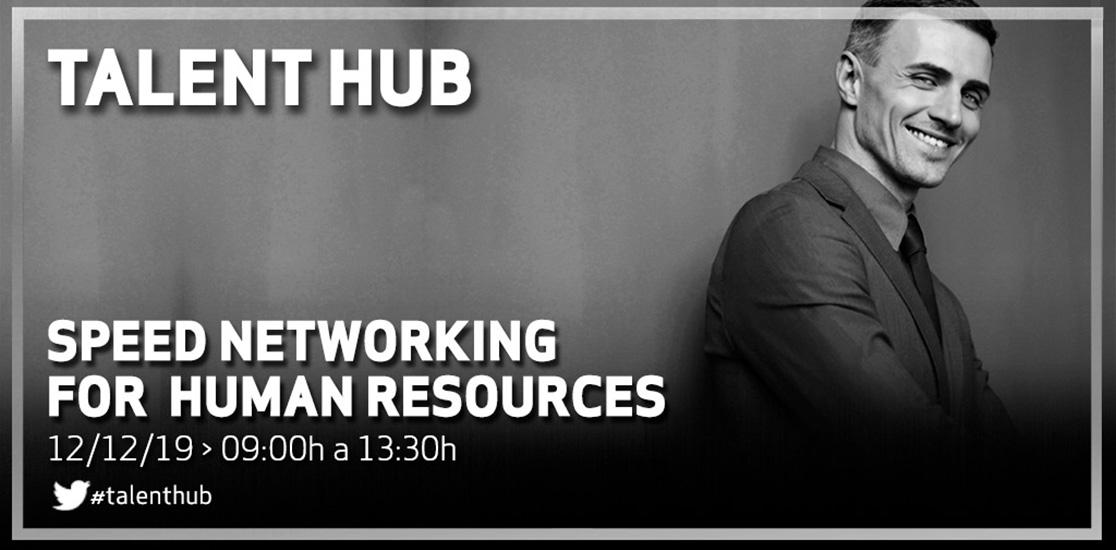 Speed Networking human resources - Talent Hub
