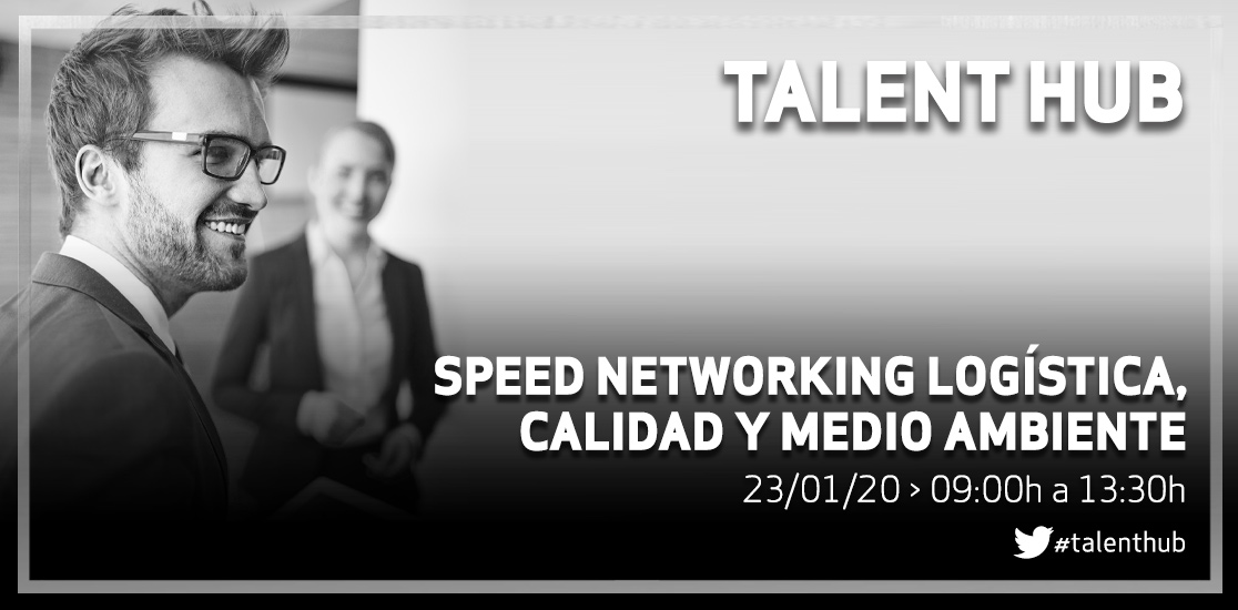 Speed Networking logistica - talent hub