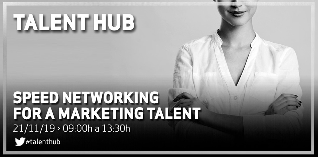 speed networking marketing - Talent Hub