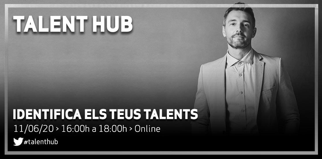 Talent Hub identifica talents