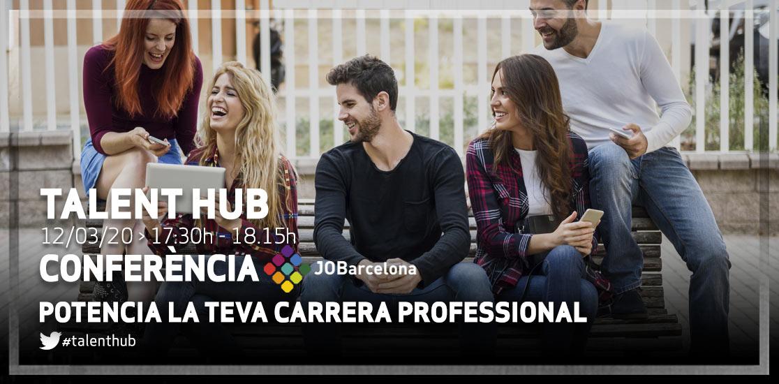 talent hub jobarcelona