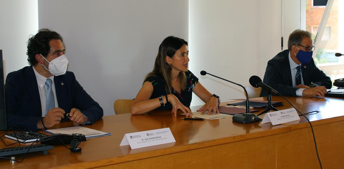 Es consolida l'Escola Universitària d'Estiu a Santa Coloma de Gramenet